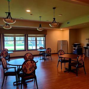 Memory Care Dining Area