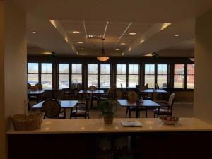 Long Term Care Dining Area