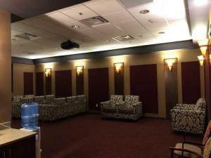 Movie Theater/ Storm Shelter